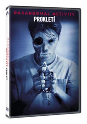 Obrázok Paranormal Activity Prokletí