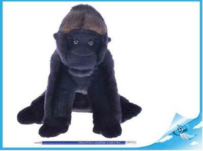 Obrázok Gorila plyšová NURU 25cm sedící