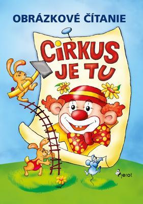 Obrázok Obrázkové čítanie Cirkus je tu
