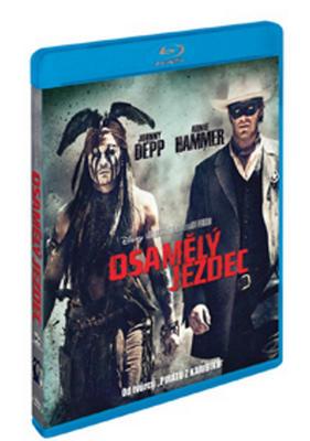 Obrázok Osamělý jezdec (Blu-ray)