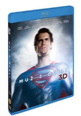 Obrázok Muž z oceli (2 Blu-ray 3D+2D)