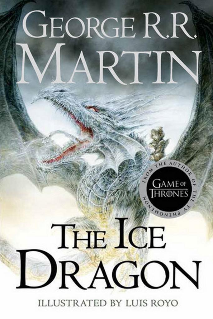 The Ice Dragon - George R.R. Martin