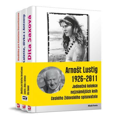 Obrázok Arnošt Lustig 1926 -2011