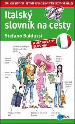 Obrázok Italský slovník na cesty