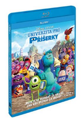 Obrázok Univerzita pro příšerky (Blu-ray)