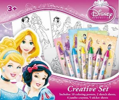 Obrázok Princezny Kreativní set