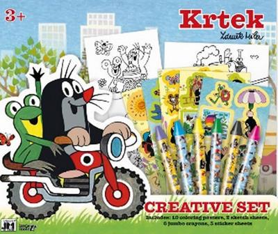 Obrázok Krtek Kreativní set