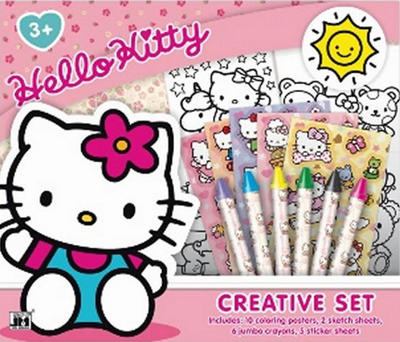 Obrázok Hello Kitty Kreativní set
