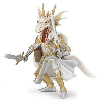 Obrázok Dračí bojovník bílý