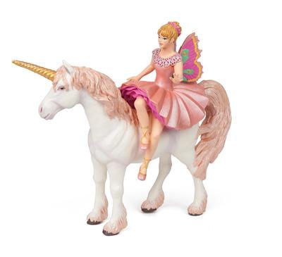Obrázok Elfka a jednorožec