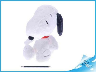 Obrázok Snoopy plyšový