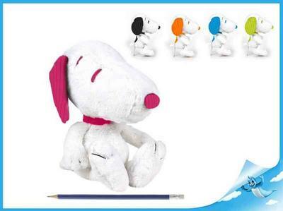 Obrázok Snoopy plyšový 5 barev