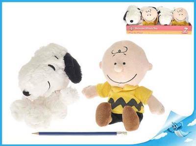 Obrázok Snoopy plyšový 20 cm
