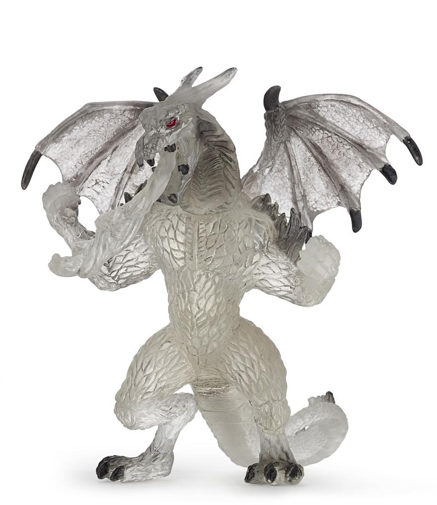 Světelný drak bílý