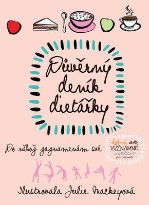 Obrázok Důvěrný deník dietářky