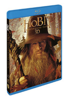 Obrázok Hobit Neočekávaná cesta (4 Blu-ray 3D+2D+bonus disk)