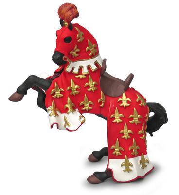 Obrázok Kůň prince Filipa červený