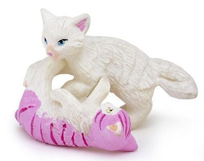 Obrázok Koťata hrající si