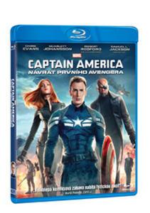 Obrázok Captain America Návrat prvního Avengera (Blu-ray)