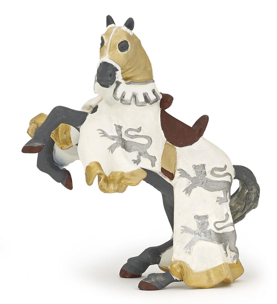 Kůň krále Richarda bílý