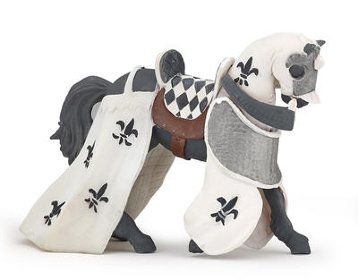 Obrázok Kůň krále s chocholem