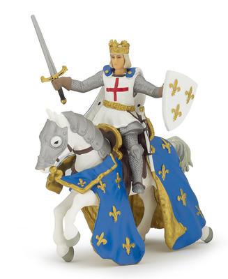 Obrázok Svatý Ludwig s koněm