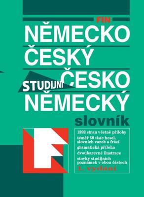 Obrázok FIN Německo český česko německý slovník Studijní