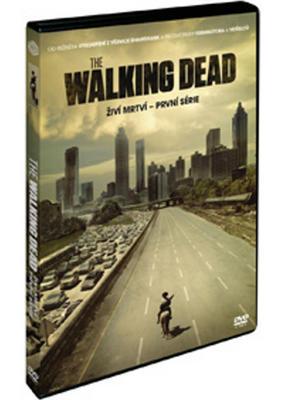 Obrázok Živí mrtví 1.série 2 DVD