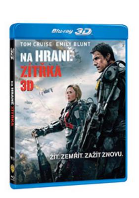 Obrázok Na hraně zítřka (2 Blu-ray 3D+2D)