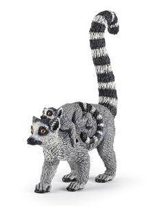 Obrázok Lemur a mládě