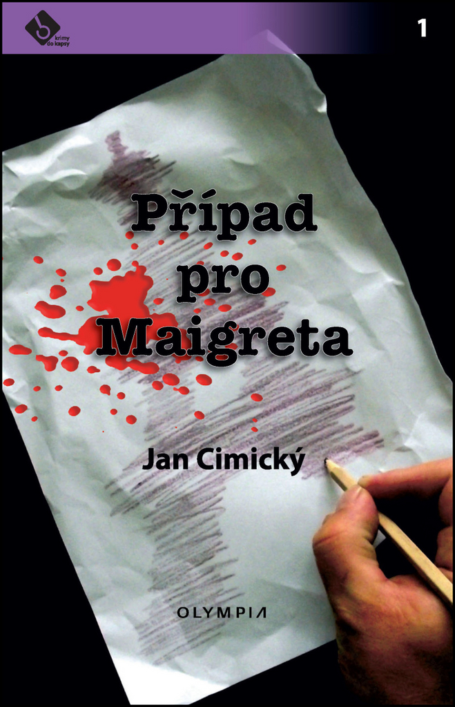 Olympia Případ pro Maigreta - MUDr. Jan Cimický CSc.