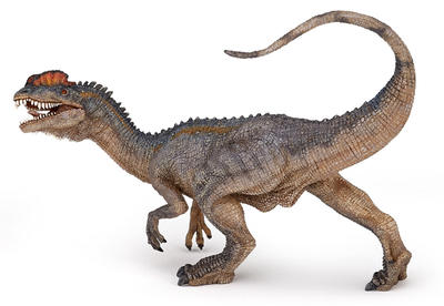 Obrázok Dilophosaurus