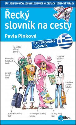 Obrázok Řecký slovník na cesty