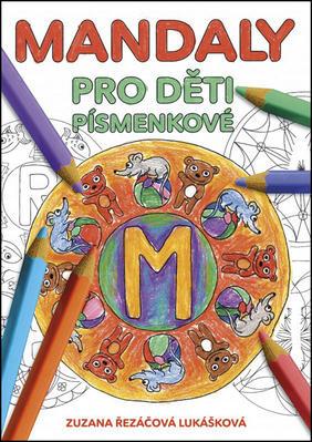 Obrázok Mandaly pro děti písmenkové