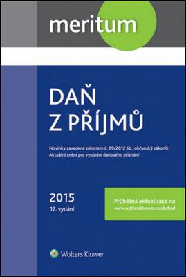 Obrázok Daň z příjmů 2015
