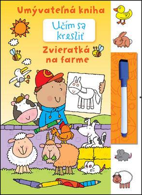 Obrázok Učím sa kresliť - Zvieratká na farme