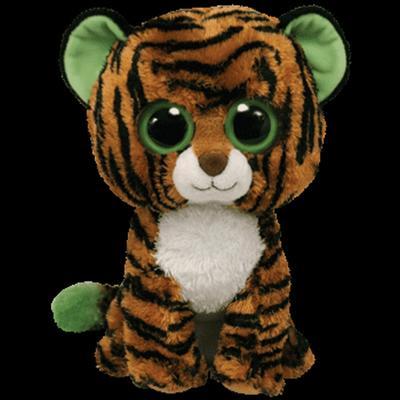 Obrázok Plyš očka střední tygr