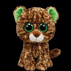Obrázok Plyš očka střední leopard