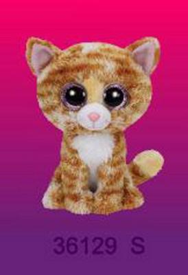 Obrázok Plyš očka střední kočka rezavá