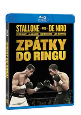 Obrázok Zpátky do ringu (Blu-ray)