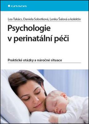 Obrázok Psychologie v perinatální péči