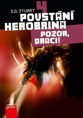Obrázok Povstání Herobrina 4 Pozor, draci!