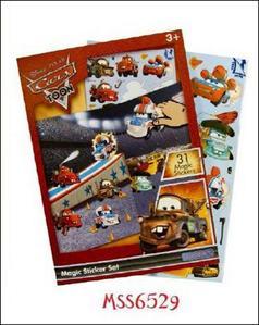 Obrázok Alba Disney Cars Toon
