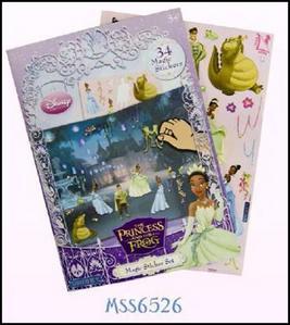 Obrázok Alba Disney Princezna a žabá