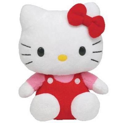 Obrázok Hello Kitty červené kalhotky 15 cm