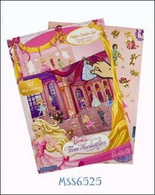 Obrázok Alba Barbie Tři mušketýrky