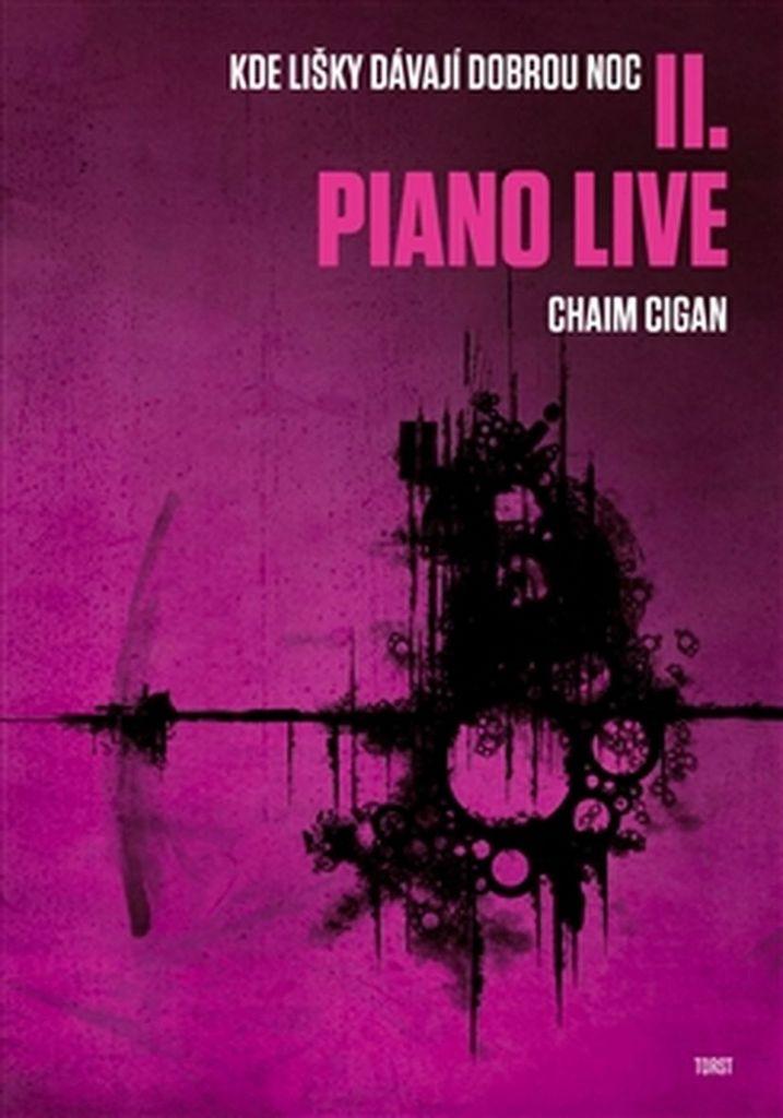 Piano live (Karol Sidon) - Chaim Cigan