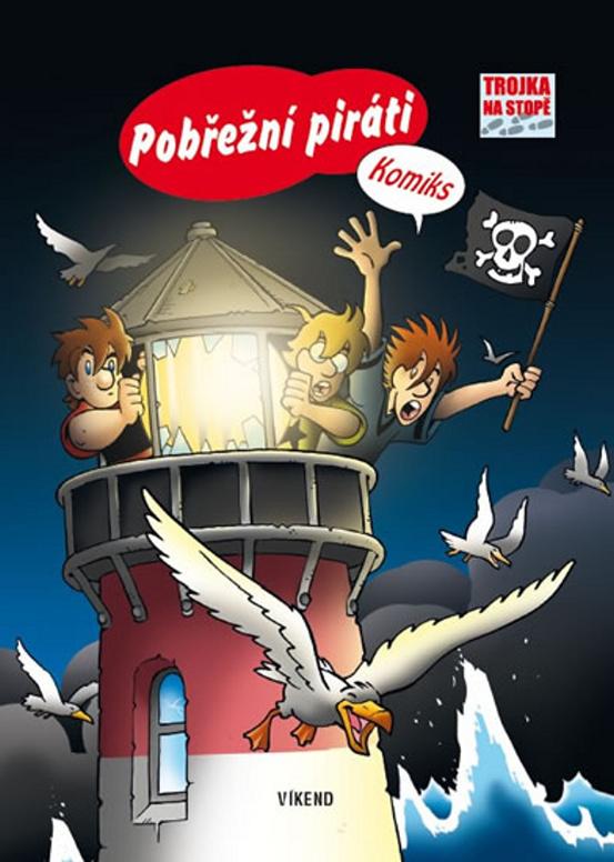 Pobřežní piráti - Ulf Blanck