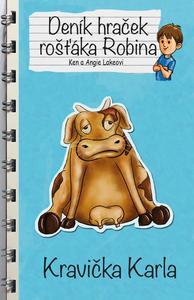 Obrázok Deník hraček rošťáka Robina Kravička Karla