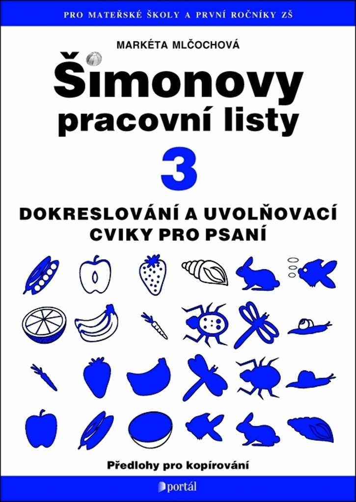 Šimonovy pracovní listy 3 - Markéta Mlčochová